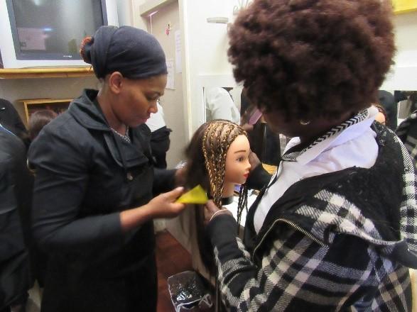 Hairdressing 3